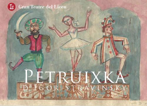 PETRUIXKA con IT DANSA – ballet para niños a partir de 6 años – El Petit Liceu – Teatre Auditori de Sant Cugat – 26 y 27 de Enero y 2 de Febrero2013
