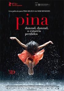 Pina 3D - cartel película Wim Wenders