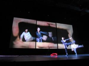 PROXIMITY European Dance Tour AUSTRALIAN DANCE THEATRE