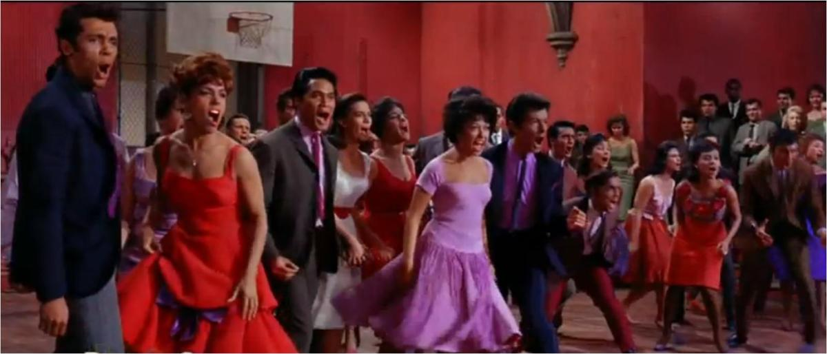 3 minutos de... ¡MAMBO! ¡MAMBO! en West Side Story