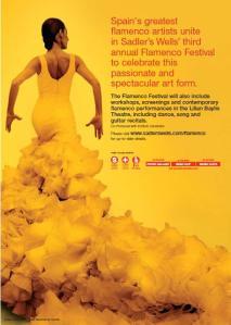 Flamenco Festival London 2006   Fri 10 - Sat 25 Feb foto Ricky Davila - Ballet Nacional de España