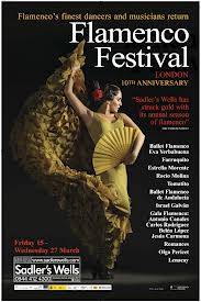 flamenco festival LONDON 2013