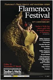 10º Flamenco Festival London, a puntito de empezar, en mi ciudad de los prodigios culturalmentehablando