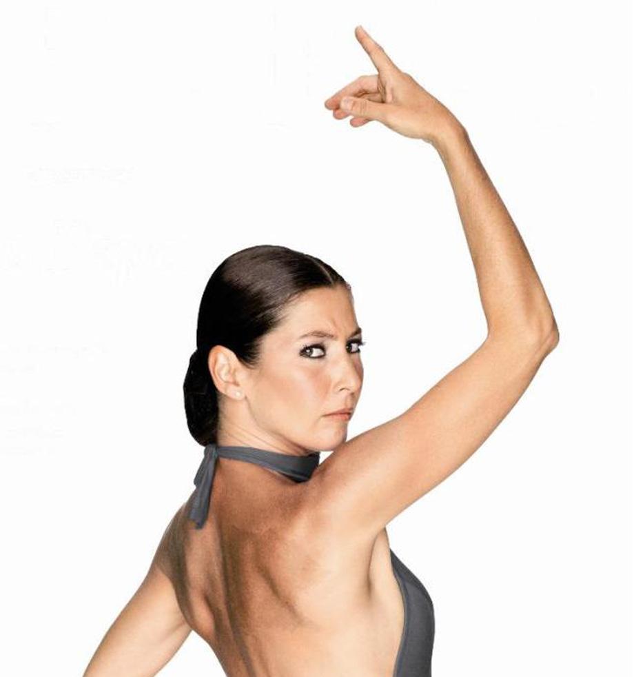 2 minutos de Alegrías de Sara Baras… y todo el mes de marzo para ir a verla en el teatro barcelonésTívoli