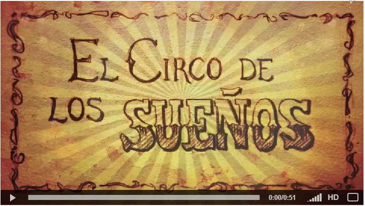 El Circo de los Sueños de DANCE ESCOOL