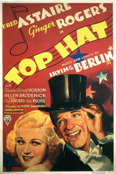 """3 minutos en el cielo (""""heaven"""")… con Fred Astaire y GingerRogers"""