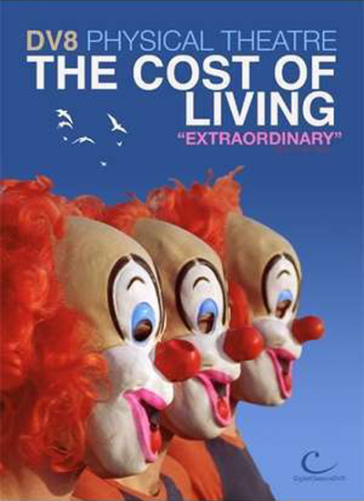 "2 minutos de… un baile maravilloso sin piernas, de David Toole con DV8 Theatre en ""The Cost of Living"" (2004)"