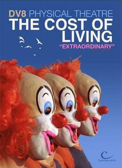 """2 minutos de… un baile maravilloso sin piernas, de David Toole con DV8 Theatre en """"The Cost of Living""""(2004)"""