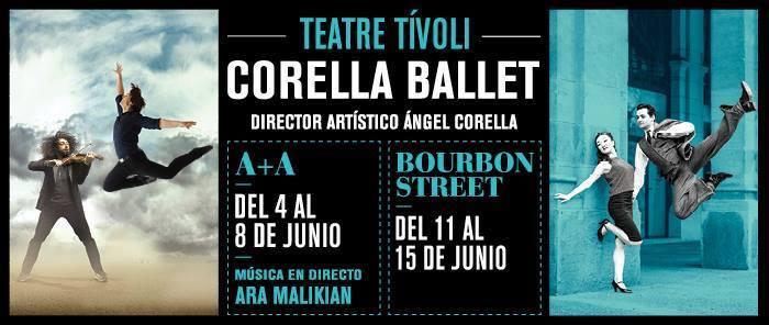 Ángel Corella y Ara Malikian: puro virtuosismo y conexión con el público. ¡Bravo por el estreno mundial de A+A en el Teatre Tívoli! (2/2)