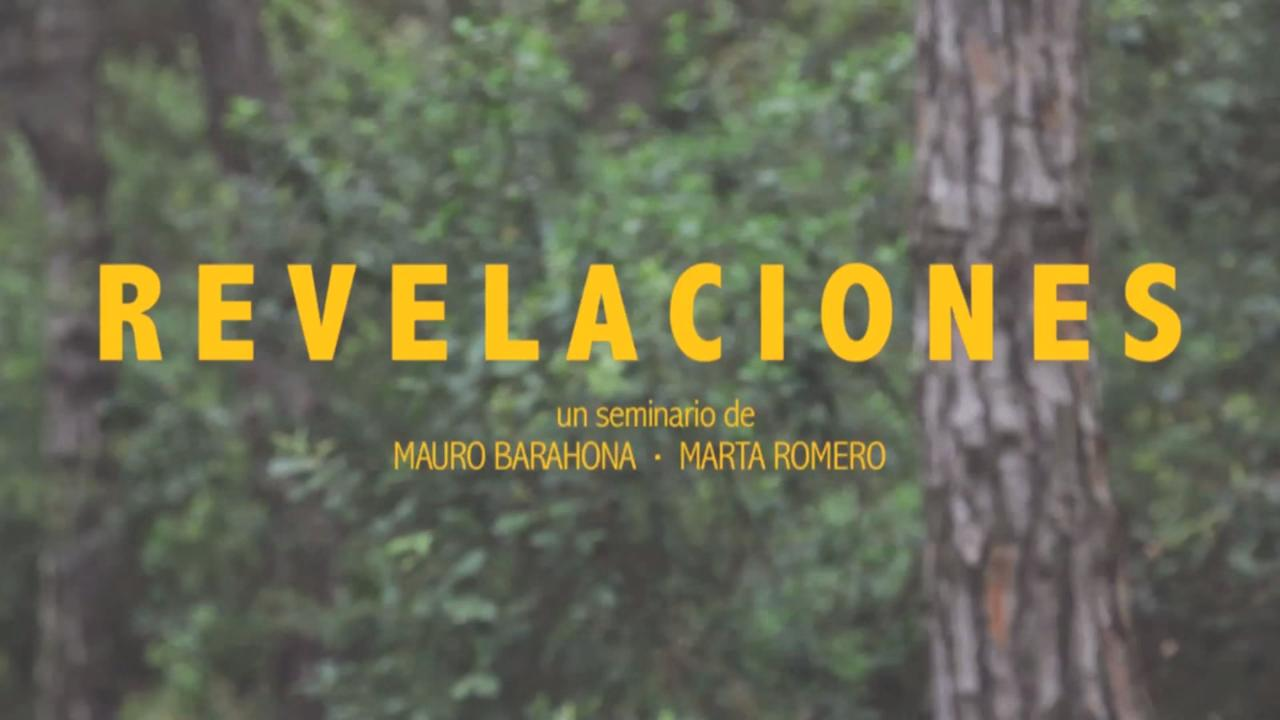 REVELACIONES. Vídeo danza de Mauro Barahona y MartaRomero