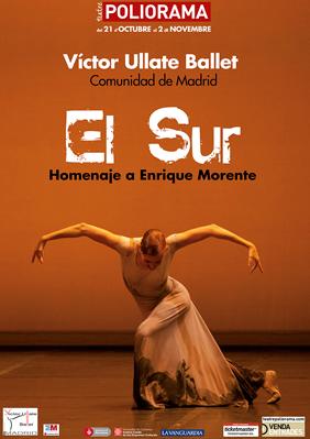 Un grupo de 17 iremos a ver EL SUR del Ballet Víctor Ullate en el POLIORAMA. Cerebro de grupo y mujeres alpoder