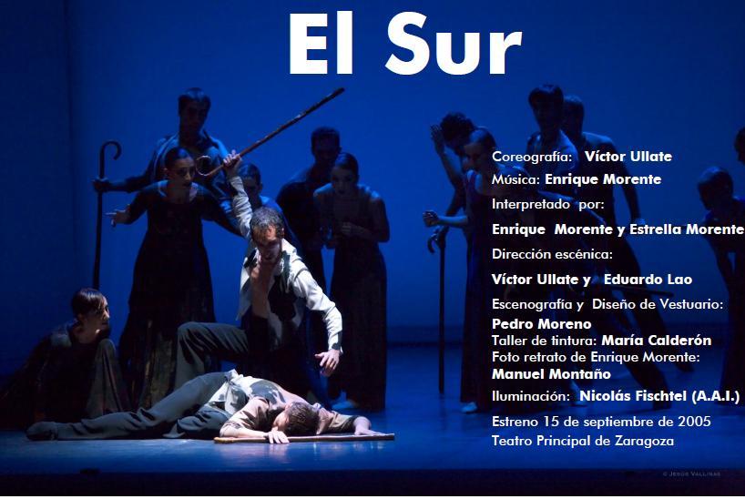 Foto: Jesús Vallinas. Imagen con créditos del dossier de prensa http://www.victorullateballet.com/comunicacion/