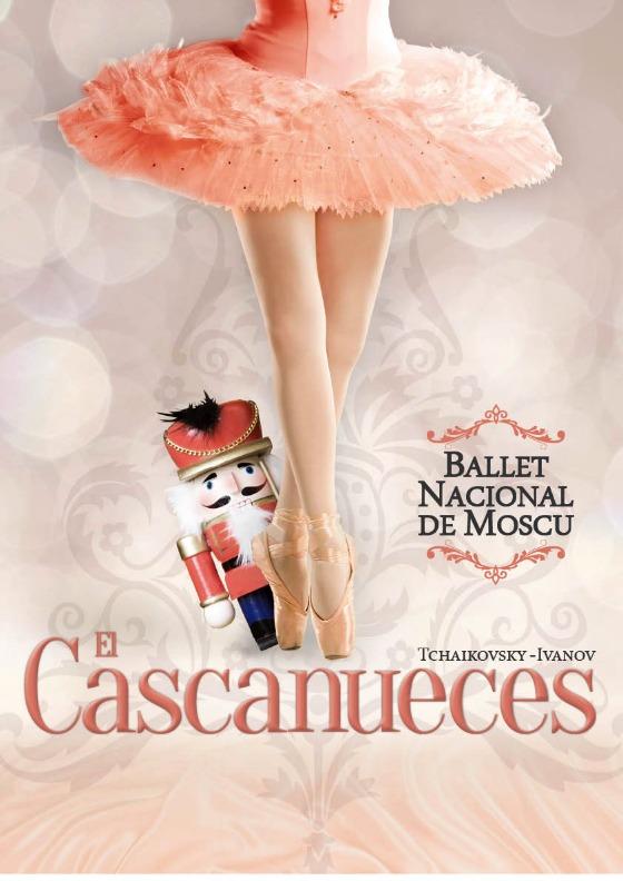 cascanueces LICEU con BALLET DE MOSCU Navidad 2014