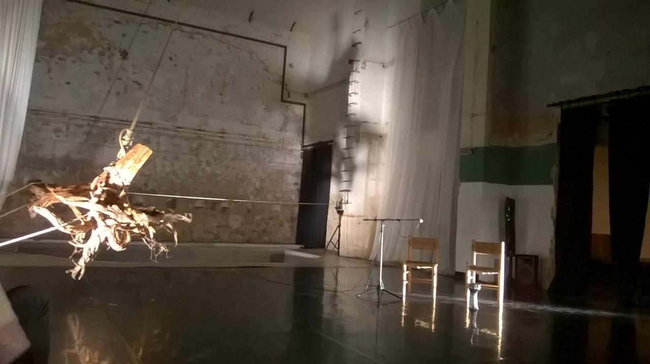 EL BANQUET y ESCENARI OBERT en NunART Guinardó en Barcelona, ideales para empezar a disfrutar de la danza y de la músicacontemporáneas