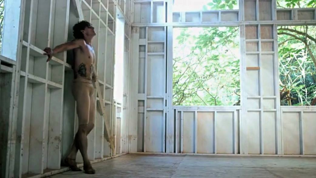Sergei Polunin TAKE ME TO THE CHURCH