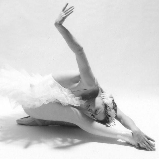 Maya Plietskaya ballerina