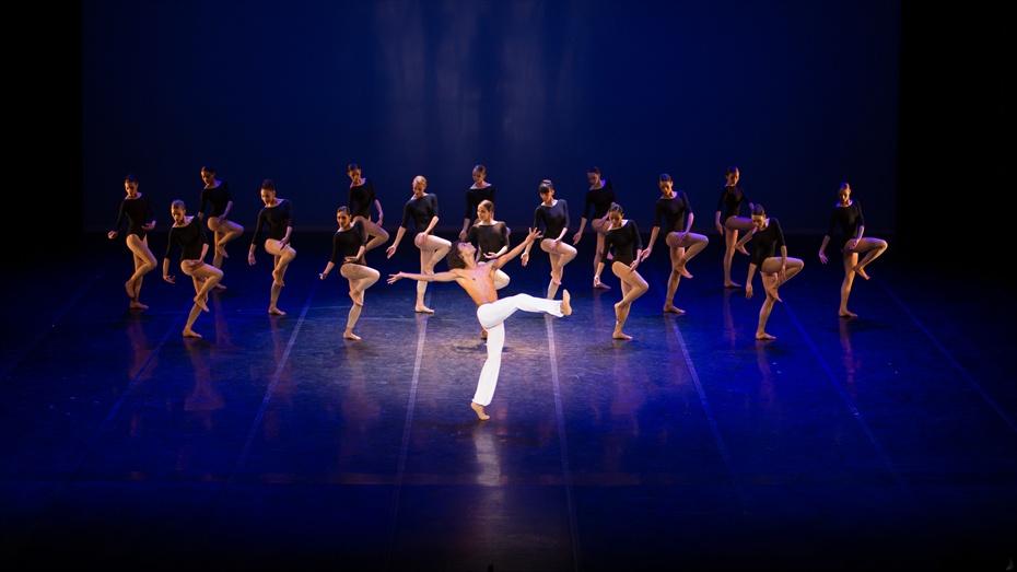 7 danses grecques. Coreografía de Maurice Béjart.