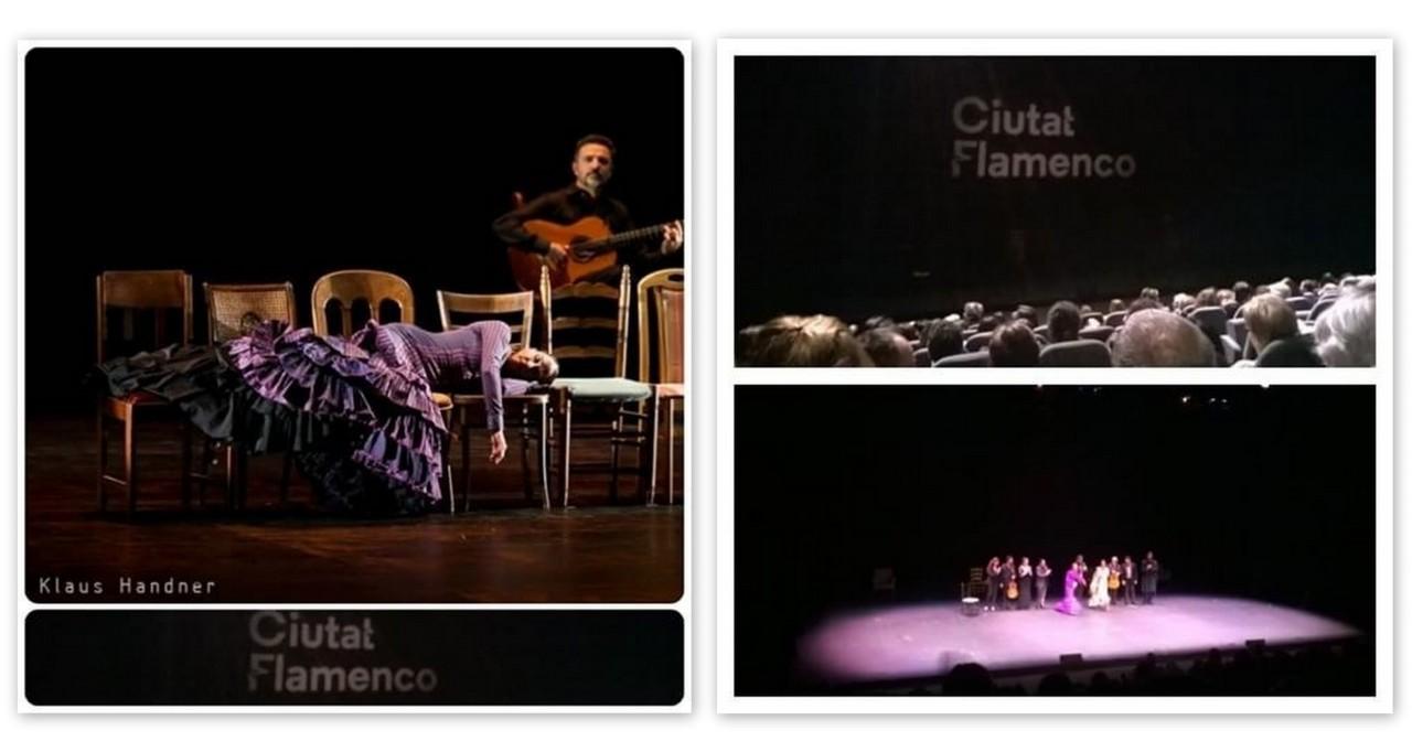 Posts en Instagram de Proyecto Ver Danza sobre   LOS INVITADOS de Belén Maya en el CIUTAT FLAMENCO mayo 2015 en el Mercat de les Flors
