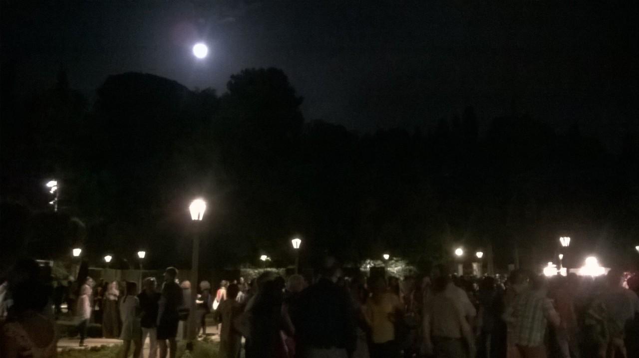 Fotografía de Ana Martínez para Proyecto VER Danza. 1 de julio del 2015