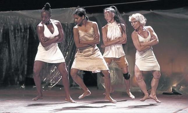 Un grupito de 3 fuimos a ver a Sol Picó y a sus guerreras en W. W. (We Women) el pasado 6 dejulio