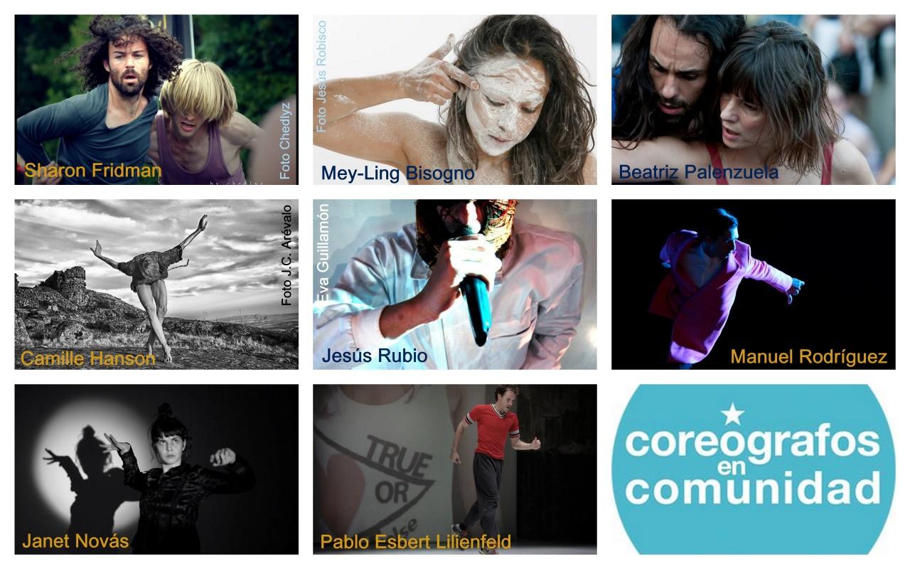 Danza en Madrid: Conde Duque y los 8 de Coreógrafos en Comunidad – 1aparte