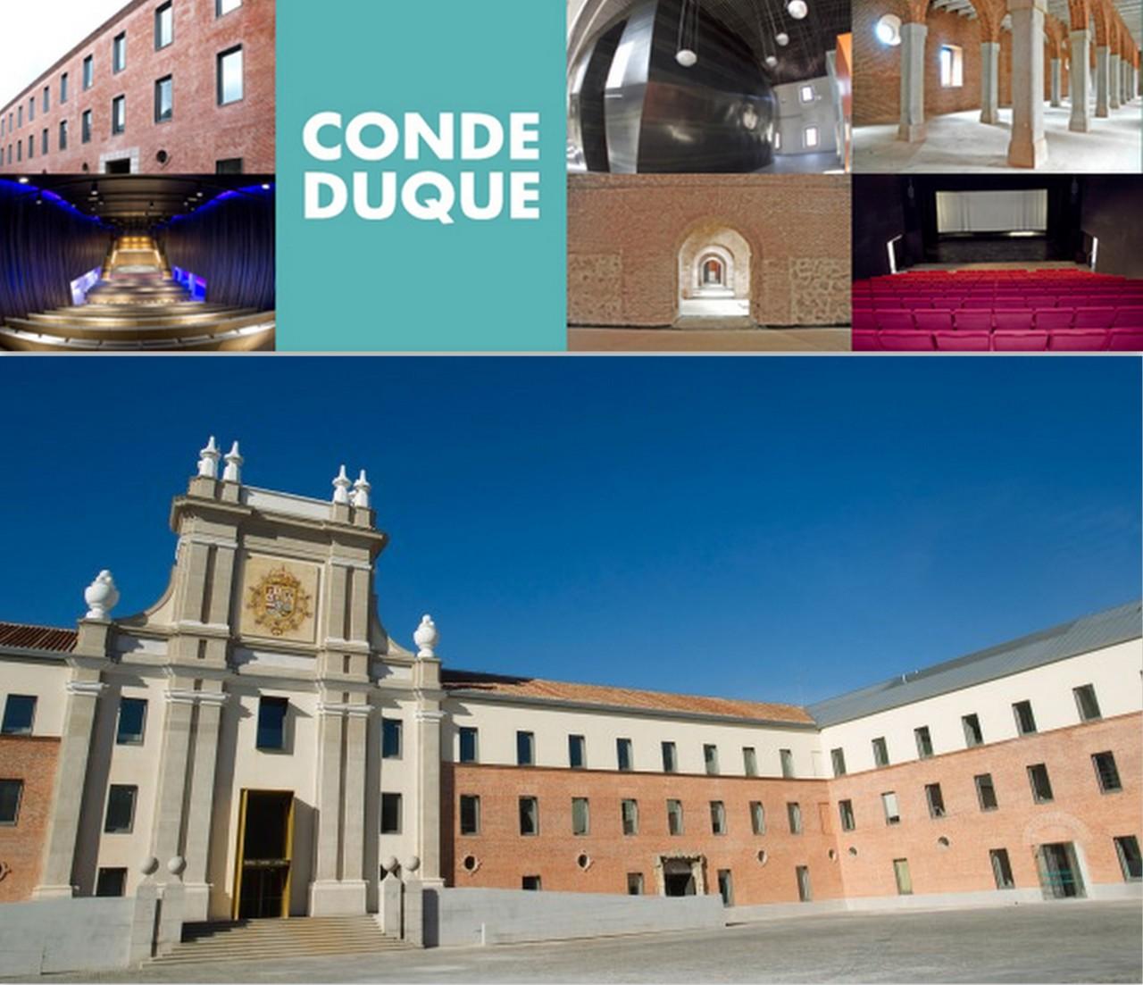 Conde Duque Madrid Espacio
