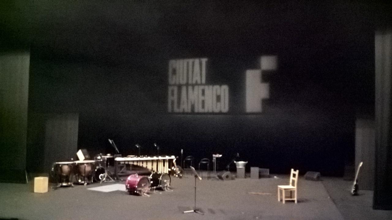 Escenario FLA CO MEN Mercat de les Flors mayo 2016.jpg
