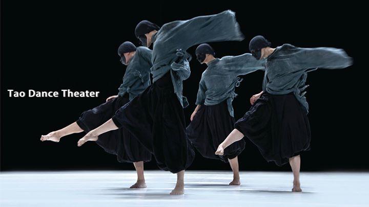 """Un grupo de 8 fuimos a ver """"4"""" y """"5"""" de la compañía TAO DANCE THEATER en el Mercat y nos transmitieron serenidad ypaz"""