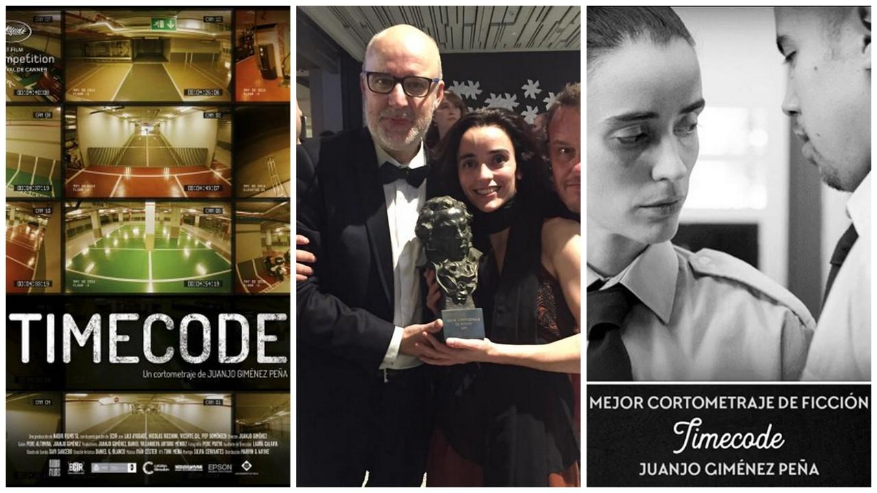 timecode-premio-goya-collage-juanjo-gimenez-lali-ayguade-nicolas-ricchini