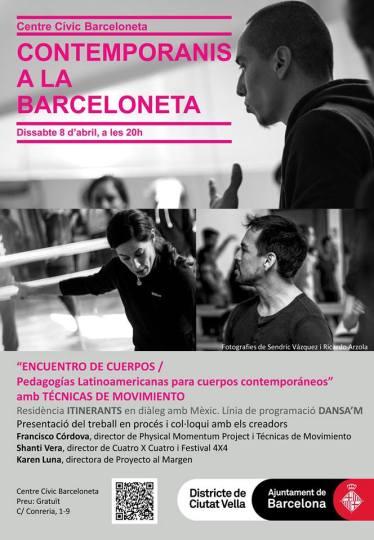 Contemporanis a la Barceloneta