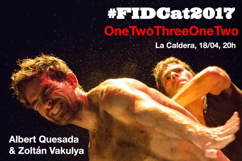 FID CAT 2017 Albert Quesada i Zoltan Vakulya