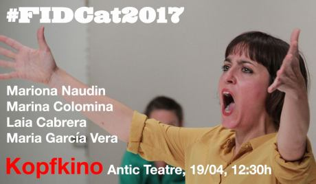 FID CAT 2017 KOPFKINO Antic Teatre
