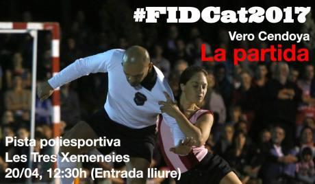 FID CAT 2017 Vero Cendoya LA PARTIDA