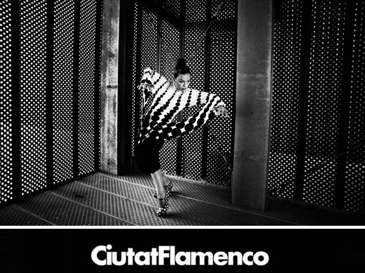 Este fin de CIUTAT FLAMENCO en el MERCAT con Rocío Molina y su CAÍDA DEL CIELO y sábado 19h30 actuación gratuita de José Manuel Álvarez DSTRUCTURES