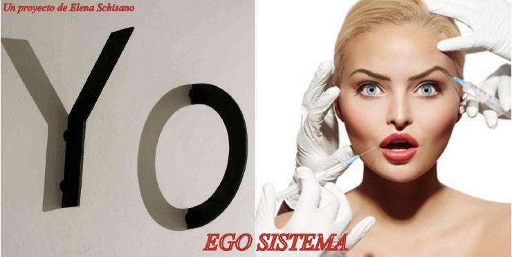 Este viernes 12 mayo 20h EGO-SISTEMA de Elena Schisano y Gennaro Maione en el GUINARDÓ A ESCENA del CCGuinardó