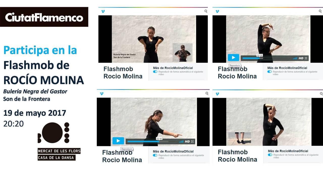 Flashmob Rocío Molina PARTICIPA