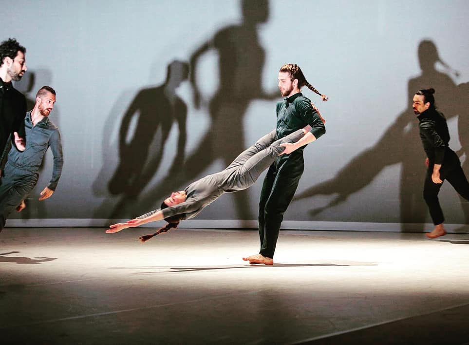 SET OF SETS de GN|MC GUY NADER | MARIA CAMPOS una manera espectacular de celebrar el Día Internacional de la Danza en el MERCAT de les FLORS Casa de laDansa